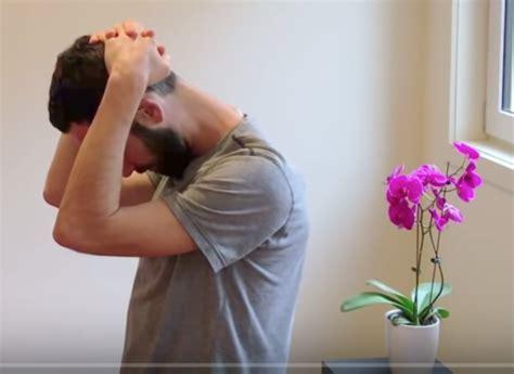 soulager douleur cervicales